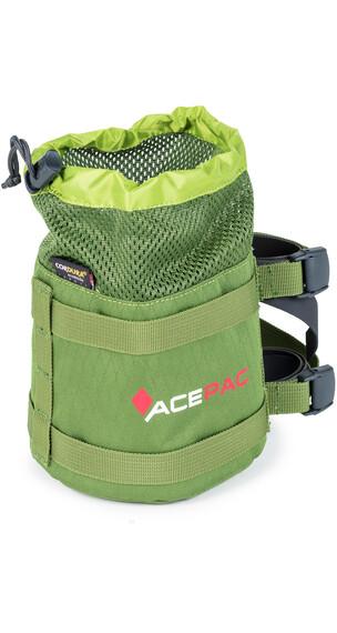 Acepac Minima pyörälaukku , vihreä